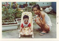おばと僕。